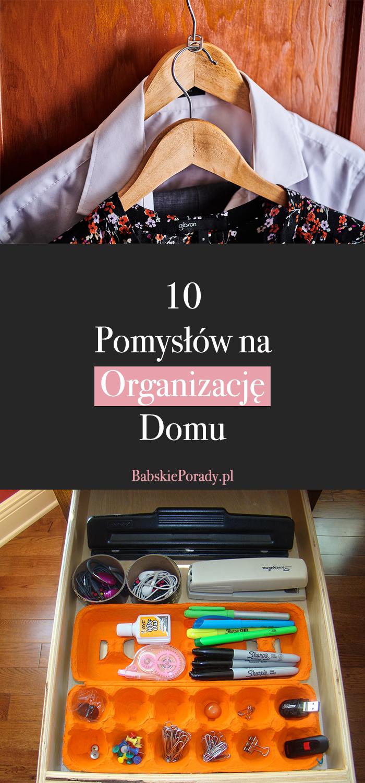 pomysły na organizację domu, organizacja domu, triki organizacyjne, pomysły organizacyjne