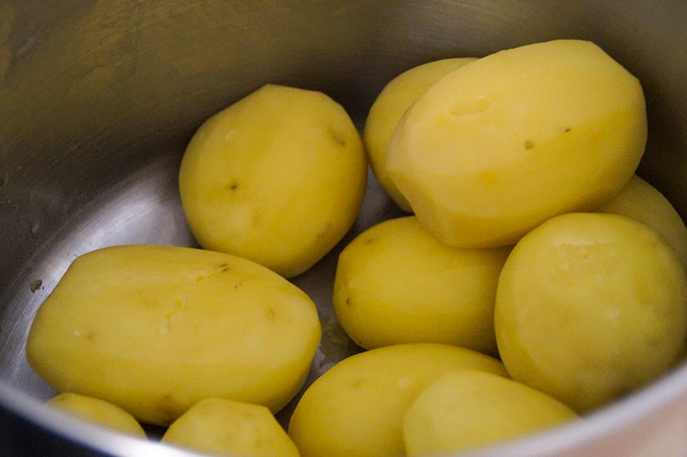 Jak Poprawnie Gotować Ziemniaki