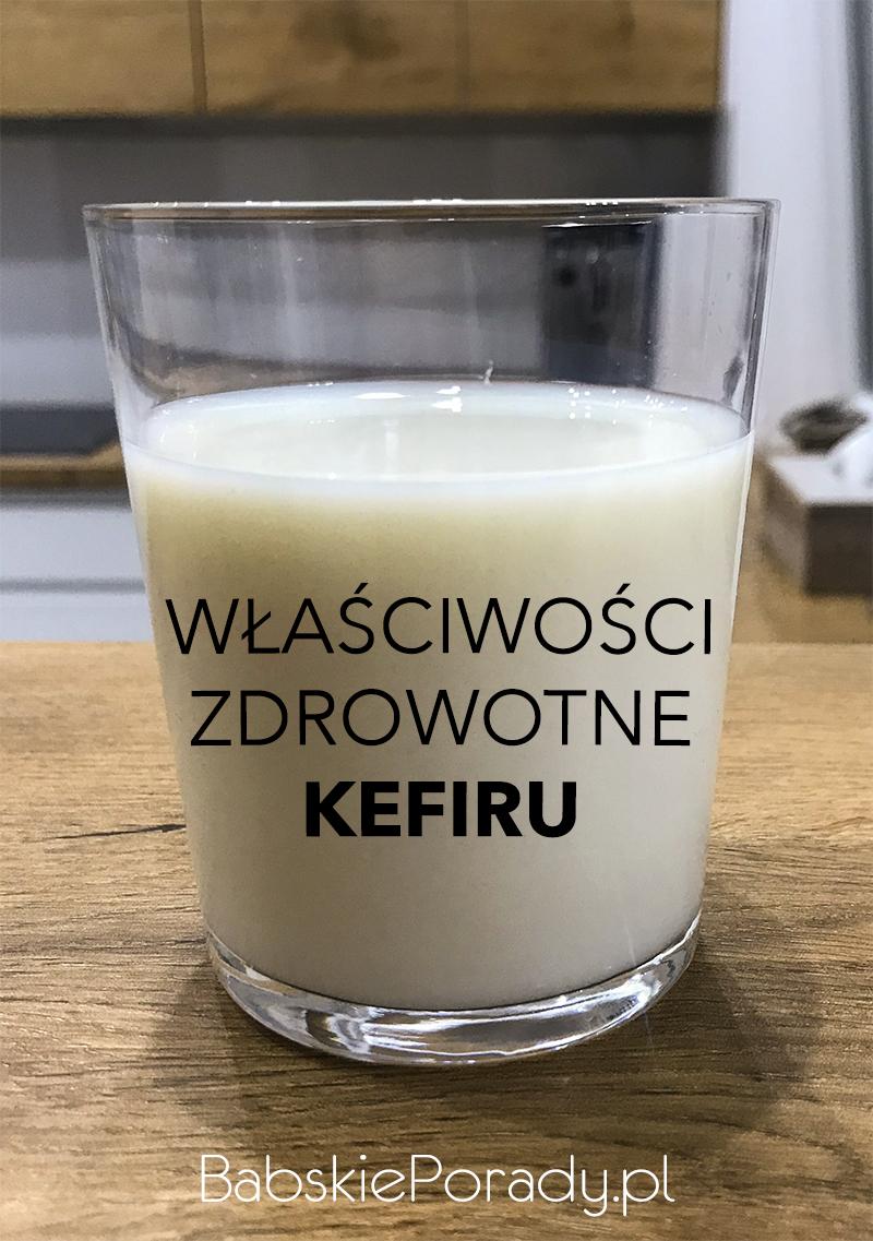 właściwości zdrowotne kefiru,