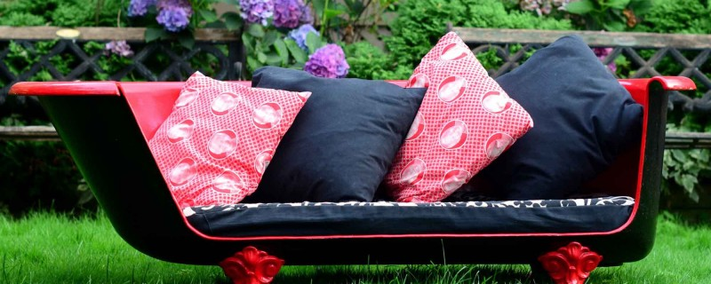 Sofa z wanny